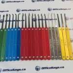 HPC - CCPK-25 Colour Coded Pick Set