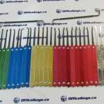 HPC - CCPK-35 Colour Coded Pick Set