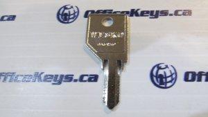 Wesko Lock MK Key Blank (Double Sided)