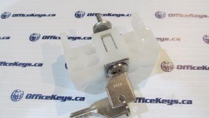HON Lateral File Lock Housing
