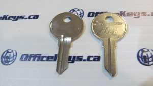 Ilco Key Blank 1069F