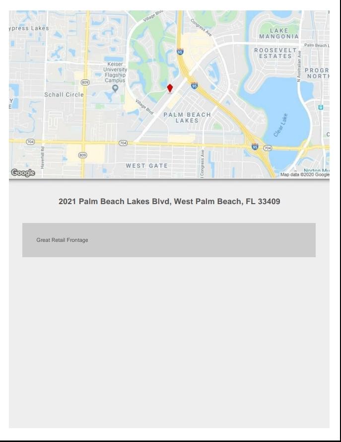 2021 Palm Beach Lakes