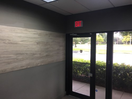 Medical Office Space: 6532 SF, 1801 S Perimeter Rd