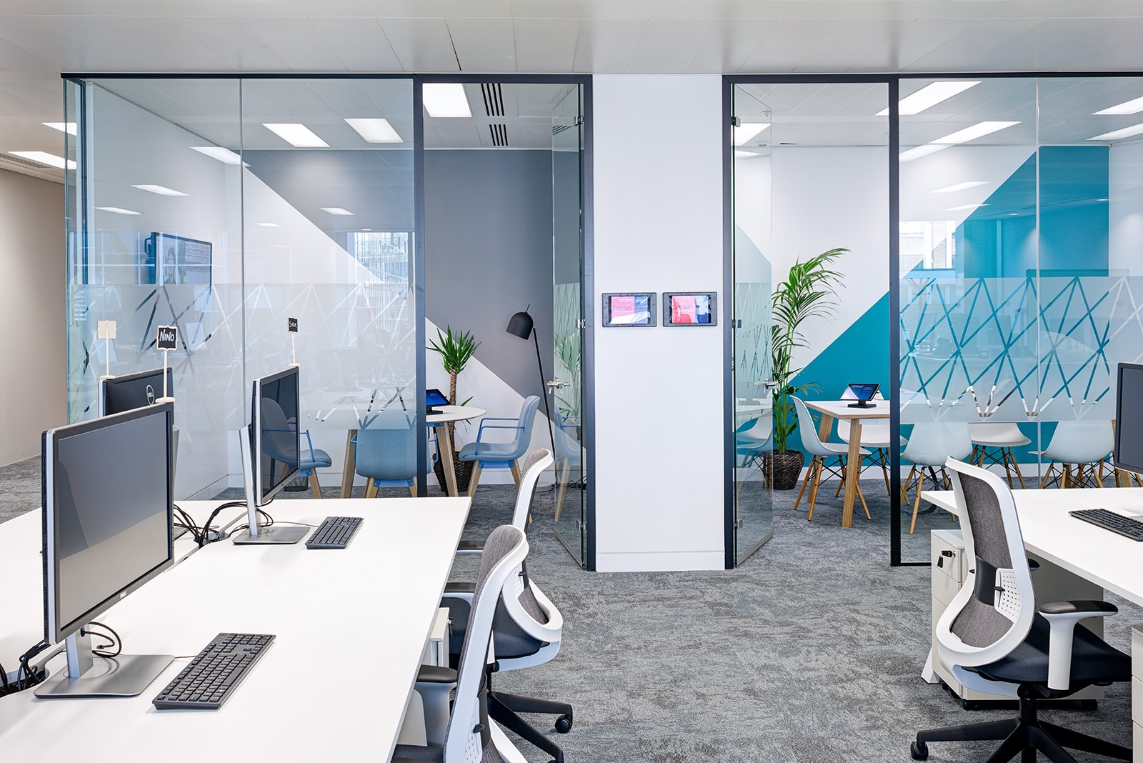 A Tour Of Uber's London Office Expansion