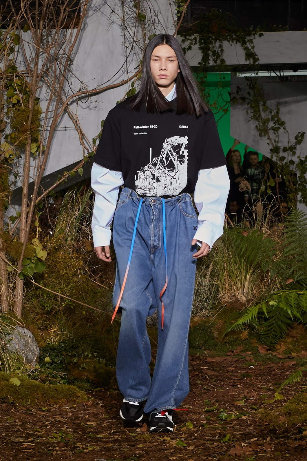 b744e4947980 Check Out the Off-White Styles that Lit Up Paris Men s Fashion Week - The  Moment Magazine - Culture