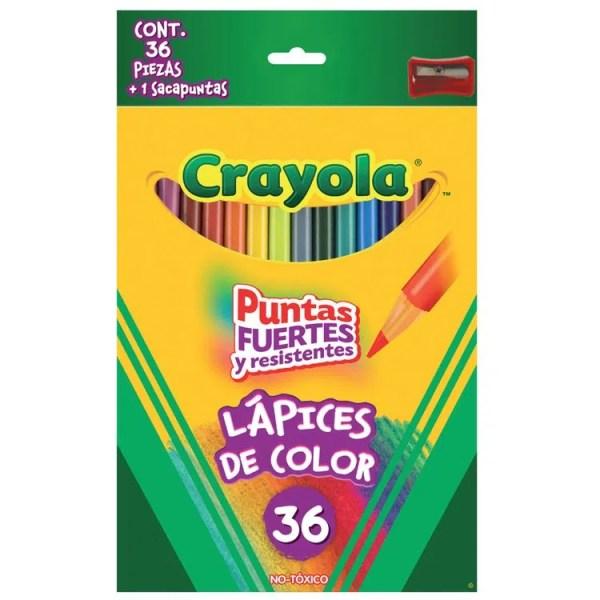 crayola color # 6