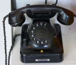 Office Mum:  Telephone