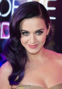 Katy Perry deemed more famous than 1D (image credit Wikipedia)