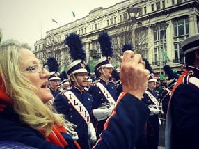 Office Mum Dublin parade