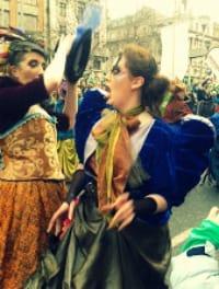Office Mum Dublin parade