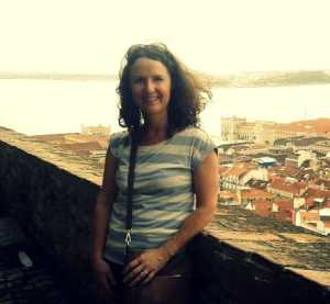 Office Mum: Castle de Sao Jorge Lisbon