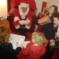 Santa at Malahide Castle
