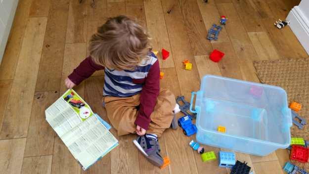 Lego time - Office Mum