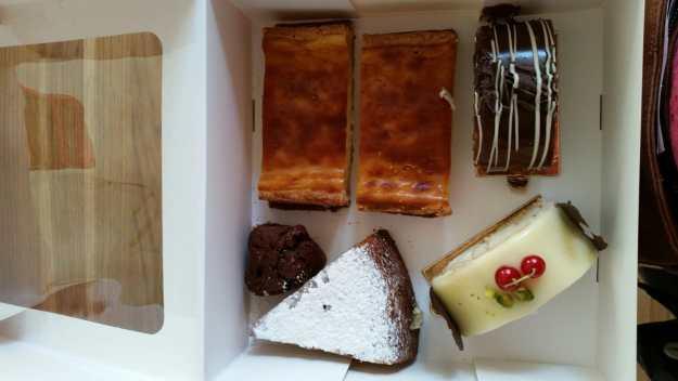 cake - office mum