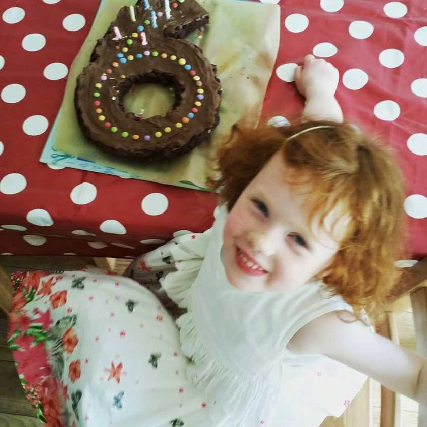 birthday girl - office mum