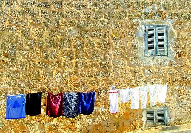 laundry - office mum