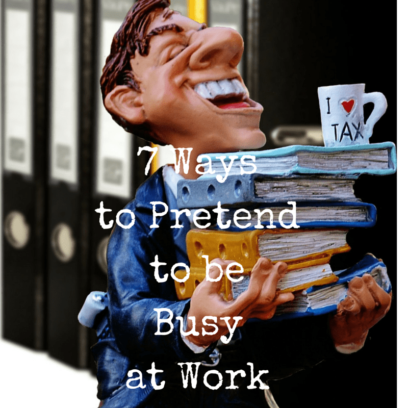 busy - office mum