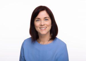 Leisha McGrath - office mum