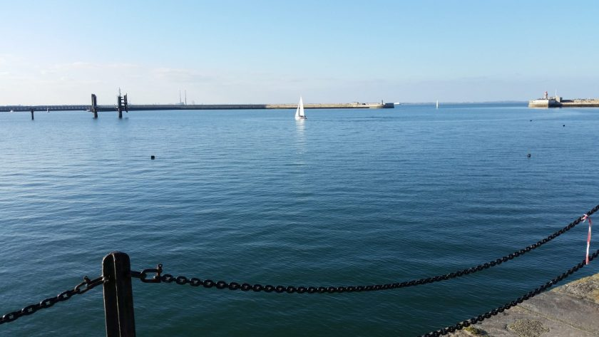 boat on water, Dun Laoghaire - Office Mum