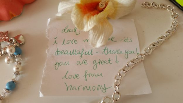 fairy note - office mum