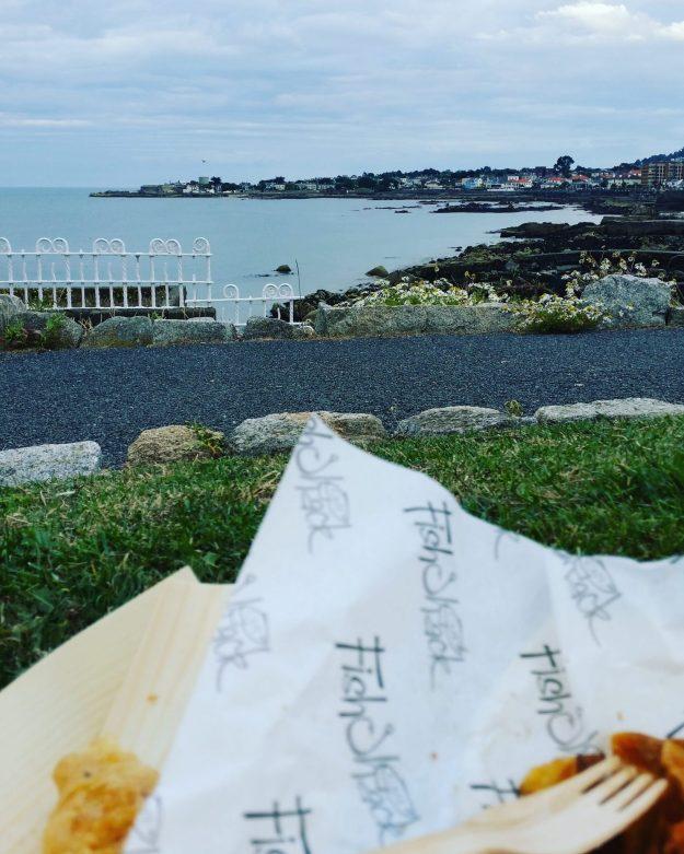 Fish Shack - Dun Laoghaire Pier - Office Mum