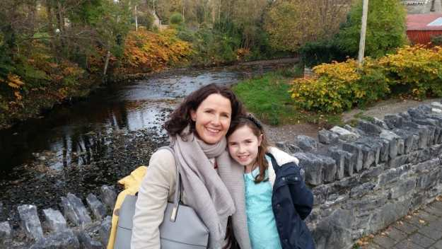Walk from Kenmare Bay Hotel to Kenmare