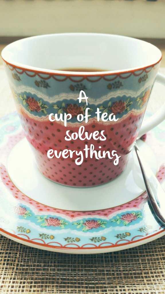 tea - office mum