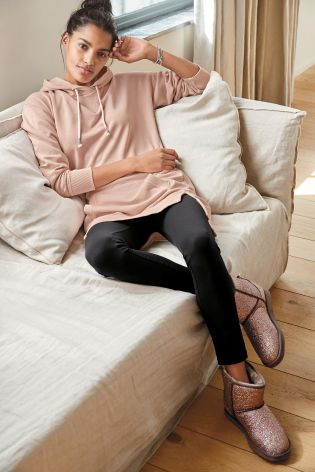 Next Pink Sweatshirt - Office Mum