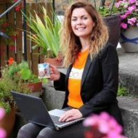 Office Mum stories - Vanessa Tierney