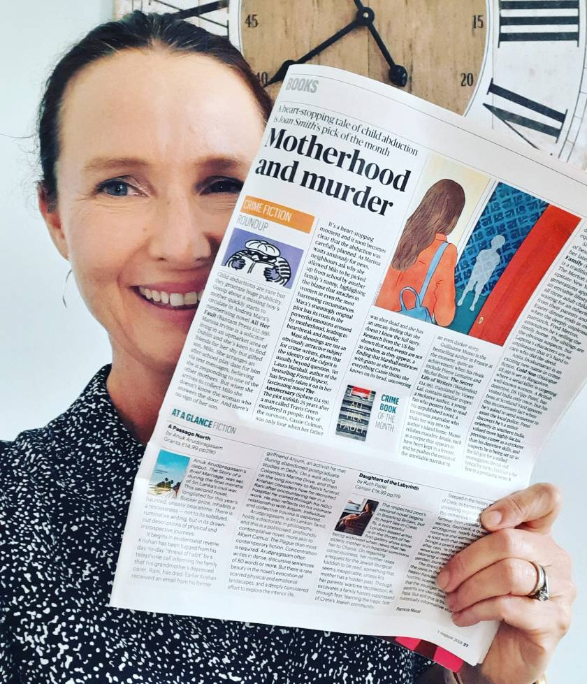 Sunday Times All Her Fault