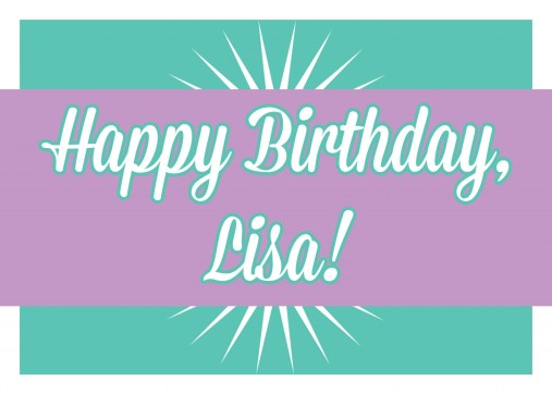 Happy Birthday, Lisa! | OffiCenters - Innovative Office, CoWorking and  Meeting Spaces in Minneapolis