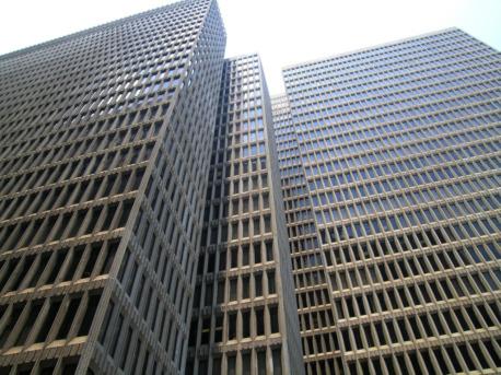 Virtual Office Down Town Atlanta Building