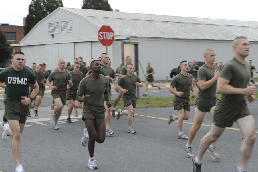 PFT: Physical Fitness Test | Officer Candidates School Blog
