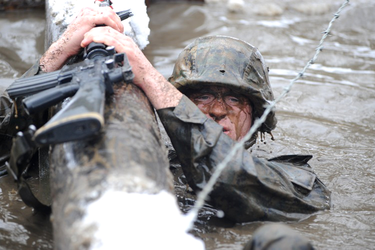 Tips from a Marine infantry officer for surviving winter OCS
