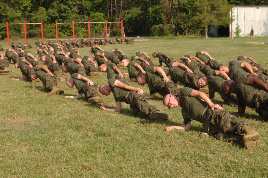 Physical Fitness | Officer Candidates School Blog
