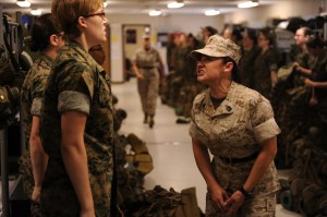 Female candidates get motivated by an SI