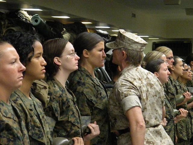 Guest post advice for usmc ocs female candidates ocs blog - Officer training school marines ...