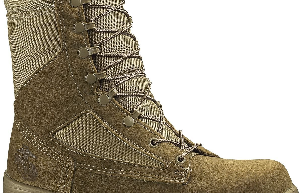 8e44d3c585c USMC Boot Review: Bates Boots | Officer Candidates School Blog