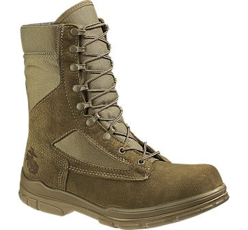 Bates lights boots