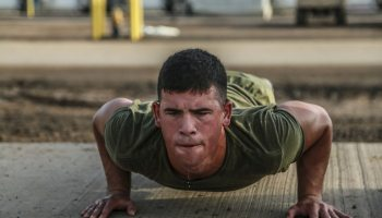 Pushups, Pullups, Crunches: The 1-2-3 Bodyweight Workout