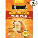 Handwarmer pack