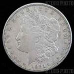 Classy 1921 Morgan Silver Dollar