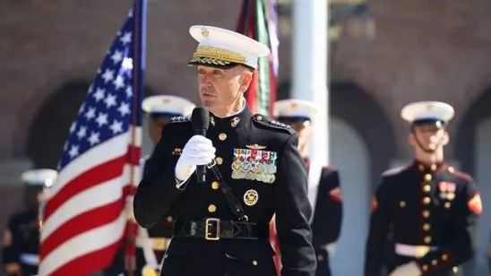 You'll never be as motivated (or decorated) as Commandant Dunford on the Marine Corps birthday