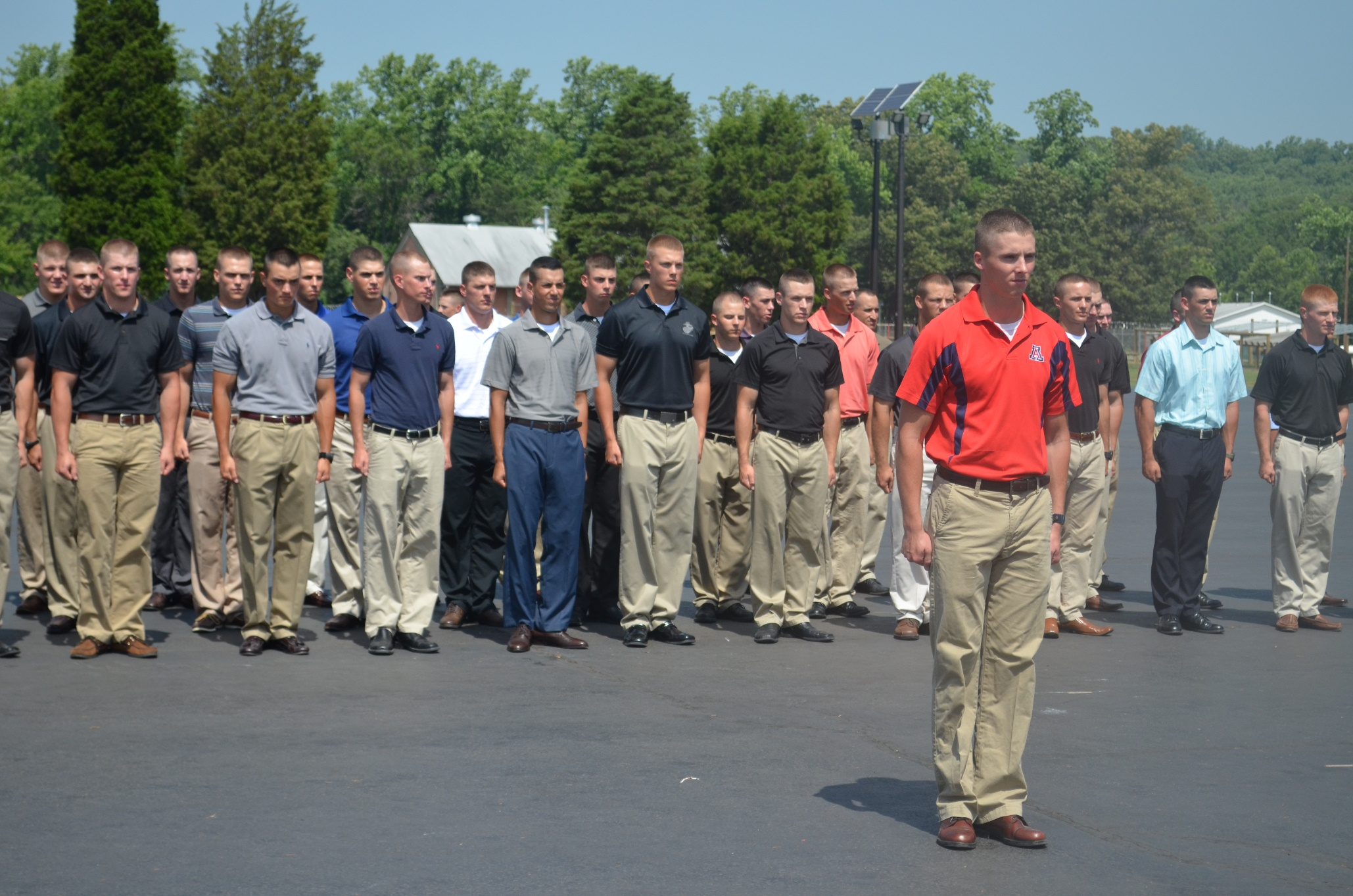 What to wear to your oso meeting officer candidates school blog - Ocs officer candidate school ...