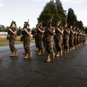 Advice from a Female Marine Judge Advocate: Succeeding at OCS