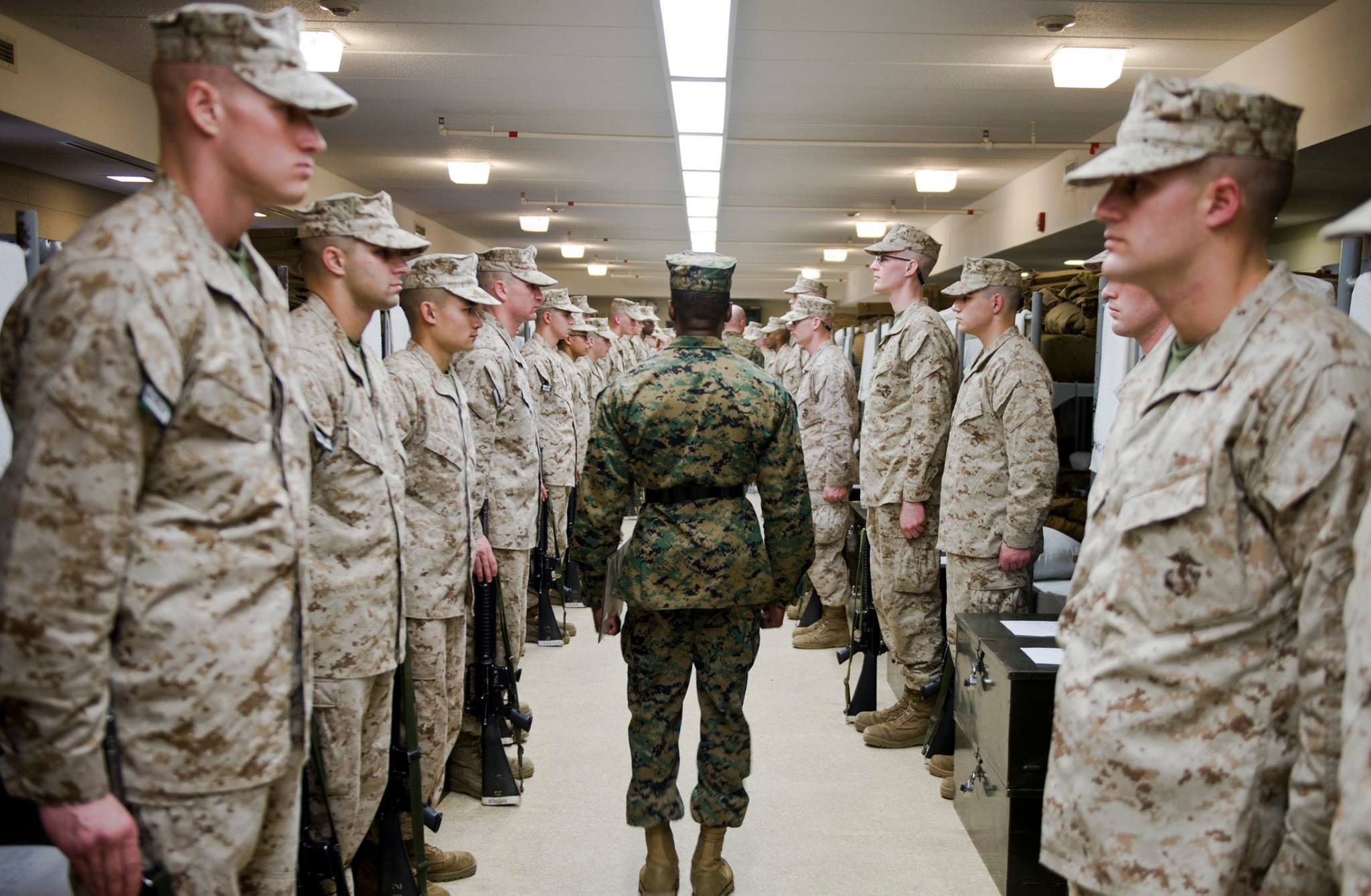 Receiving mail at marine ocs what you need to know - Officer training school marines ...