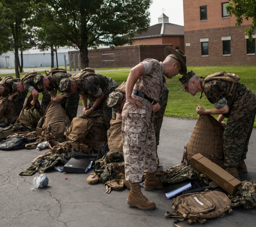 Sergeant Instructors