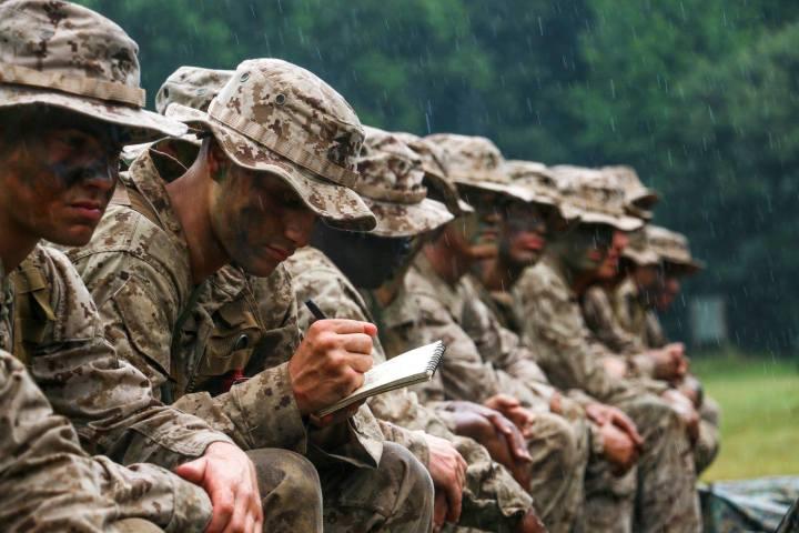 lead Marines