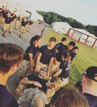 Summer Leadership and Character Development Academy
