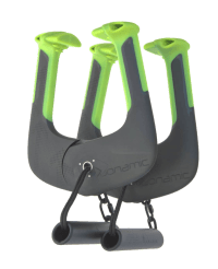 Duonamic's Incredible Eleviia indoor travel pullup bar